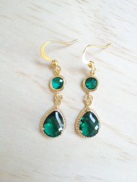 9 Fashionable Green Earrings Designs in Trend   Styles At Life