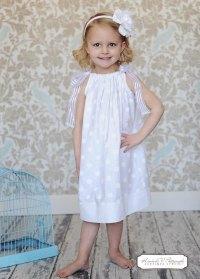 Pillowcase Dress, Infant Toddler Girl Dress, Flower Girl ...