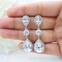 Wedding Jewelry Bridesmaid Gift Bridal Jewelry Bridesmaid ...