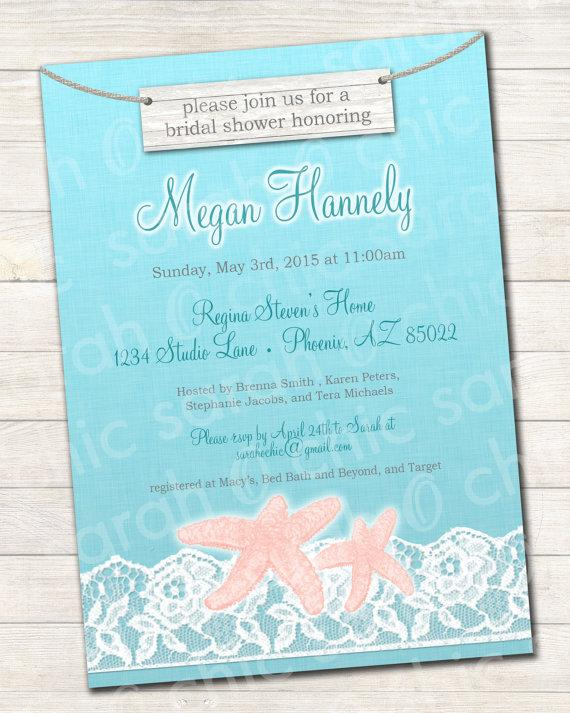 Palms Sunset Beach Wedding Invitations
