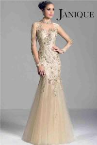 2015 Elegant Champagne Mother Of The Bride Dresses Long ...