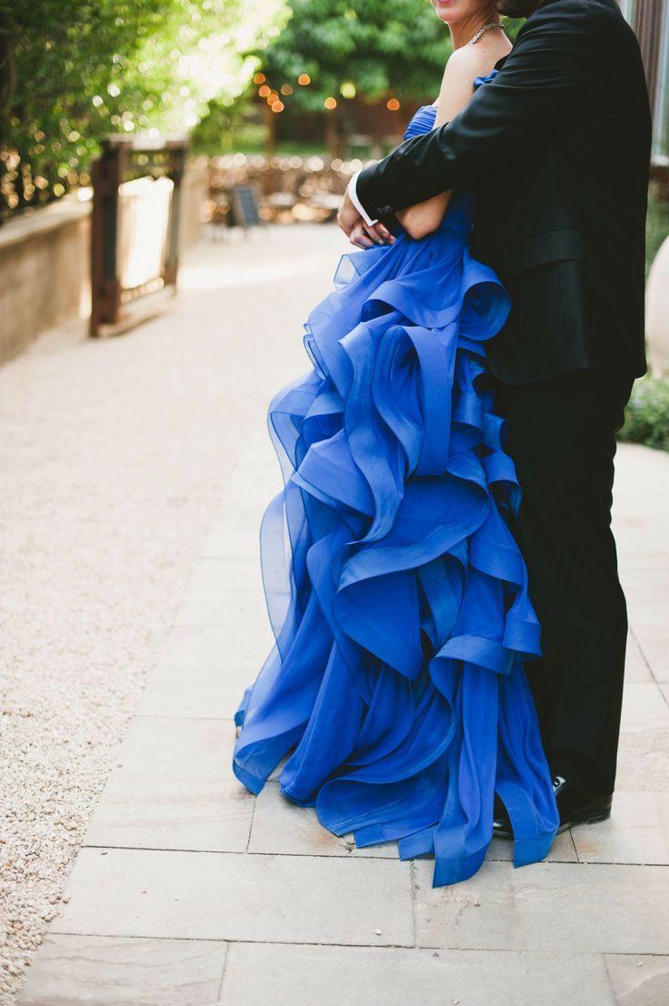 Cobalt Blue Wedding Ideas Perfect For Summer 2282685  Weddbook
