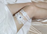 Wedding Garter Set - Bridal Garter Set, Lace Garters ...