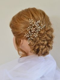 Wedding Hair Accessories, Bridal Hair Pins, Swarovski ...