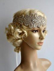 1920 flapper hairstyles long hair