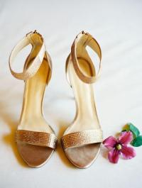 Neutral Shoes That Pair Pretty With Any Wedding Dress ...