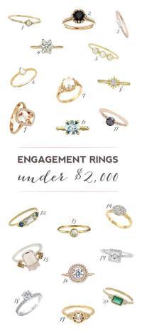 20 Stunning Engagement Rings (Under $2,000 #2352674 - Weddbook