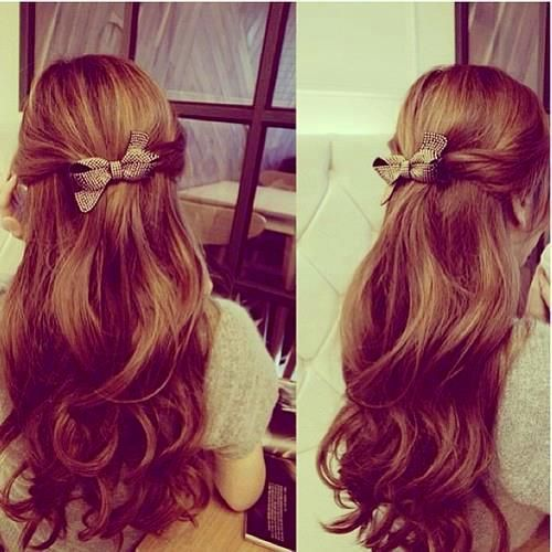 Easy Date Night Hairstyles For Long Hair Easy Casual Hairstyles