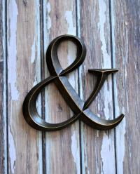 Letter Signs Home Decor | Wall Plate Design Ideas