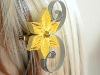 yellow hair accessories wedding yellow hair accessories ...