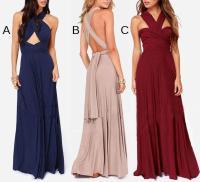 Bridesmaid Dress, Infinity Dress, Convertible Dress ...