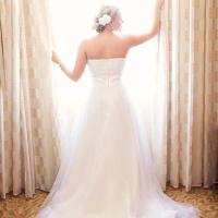 Ivory Bridal Flower Hair Clip Duo, Ivory Wedding Hair ...