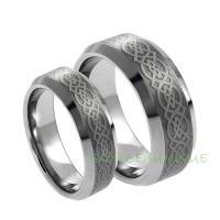 Couple Ring,Matching Wedding Bands,Celtic Wedding Rings ...