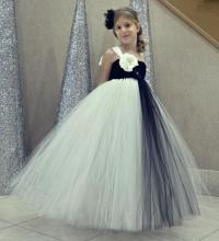 Vintage Ivory Flower Girl Dress, Ivory Flower Girl Dress ...