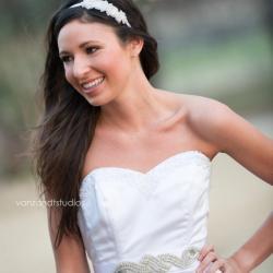 Wedding Headband Rhinestone Flowers | Gardening: Flower and Vegetables