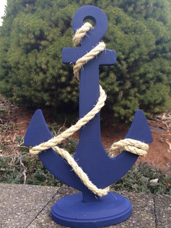 Nautical Wedding Centerpiece Ideas