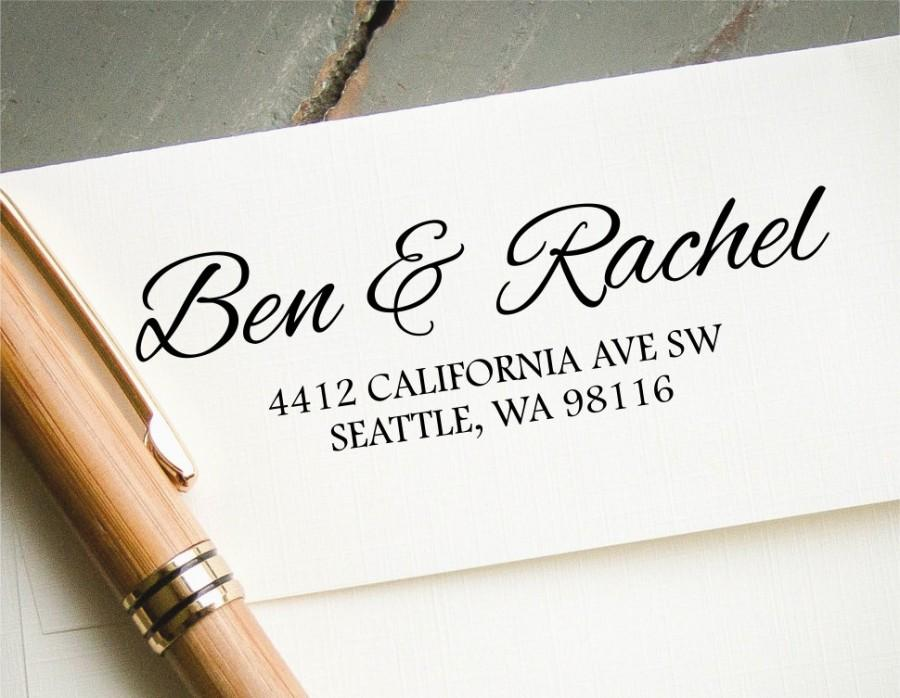 ink address stamp columbus