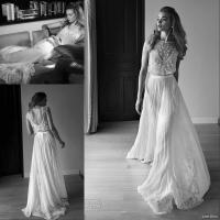 2015 Lace Vintage Wedding Dresses Beach Bohemian Boho Plus ...