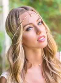 Bohemian Wedding Hair Accessories, Bridal Headpiece ...
