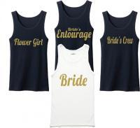 Bachelorette Party Shirts. Bridal Party Shirts. Bridesmaid ...