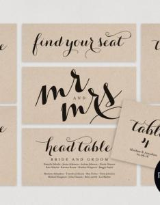 Wedding seating chart plan template cards table pdf instant download also rh weddbook