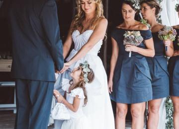 8f1c46b65037 Rustic Bridal Dress For Country Wedding Beach Or Garden Wedding · Two ...
