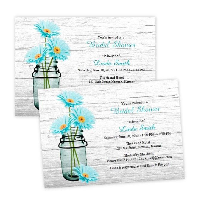 Wedding Shower Invitations Templates For Word Wedding Invitation – Bridal Shower Invitation Templates for Word
