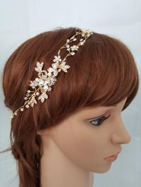 Wedding Hair Vine, Bridal Head Piece, Bridal Hair ...