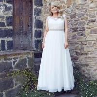 Plus Size Beach Wedding Dresses. Vintage Plus Size Wedding ...
