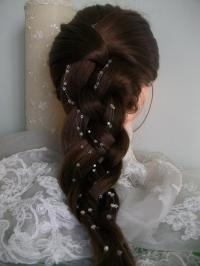Bridal Hair Vine Wedding Haidband Bridal Vintage ...