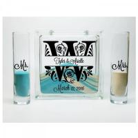 Unity Sand - Wedding Sand Set - Unity Sand Ceremony Set ...