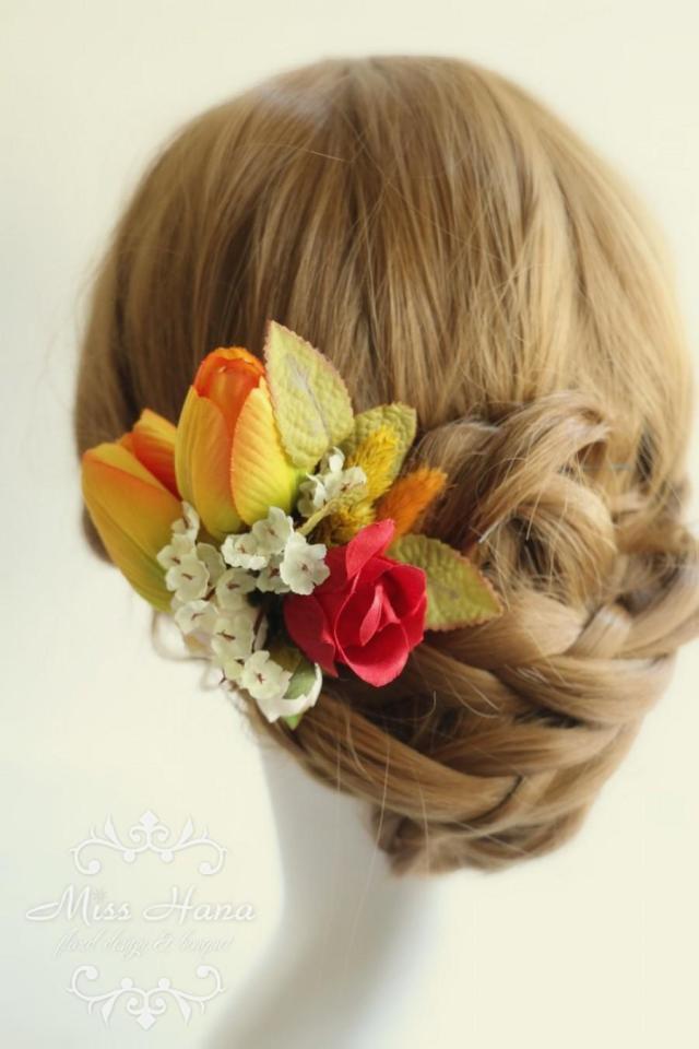 wedding hair piece, bridal hair piece, bride hair accessory