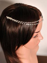 Head Jewelry Chain, Forehead Hair Jewellery, Hair Chain ...