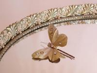 Butterfly Hair Accessories, Butterfly Hair Pin, Gold