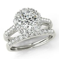 Moissanite Wedding Sets - Bridal Engagement Rings - Canada ...