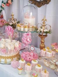 Wedding Theme - Princess Baby Shower Party Ideas #2550579 ...