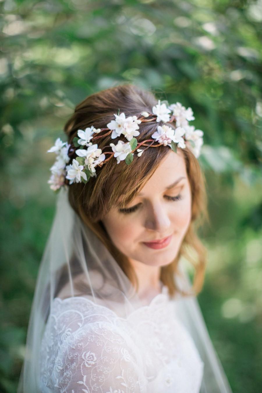 bridal headpiece bridal flower