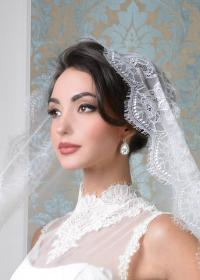 Lace Wedding Veils And Headpieces | www.pixshark.com ...