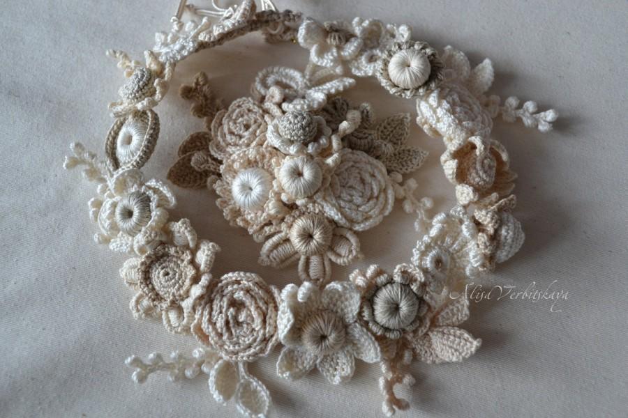 wedding hair brooch wreath hair brooch bracelet wedding