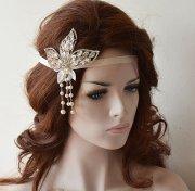 1920s headpiece gatsby