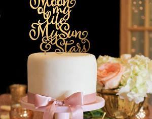 Dress Wedding Flower Cake Topper Game Dress