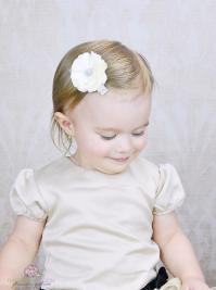 Ivory Hair Clip. Girls Hair Clip. Flower Girls. Hair ...
