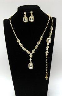 Necklace Earring Bracelet Sets Wedding ~ Best Bracelets