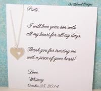 Mother Of The GROOM, Mother In Law Wedding Gift, Wedding ...