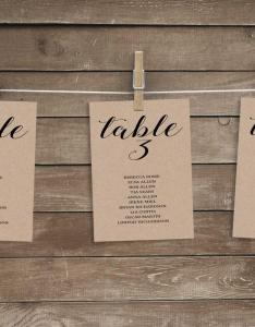 Wedding seating chart template printable table numbers unique cards also rh weddbook