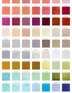 Solid color chart fabric sample wedding ties also weddbook rh