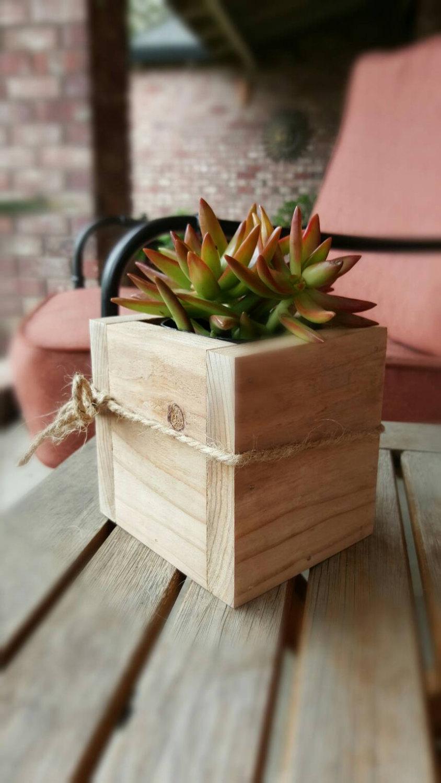 Diy Planter Box Designs