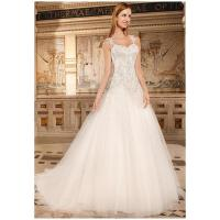 Demetrios GR259 Wedding Dress - The Knot - Formal ...