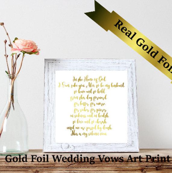 custom real foil art