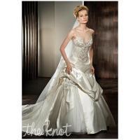 Demetrios 2845 Wedding Dress - The Knot - Formal ...
